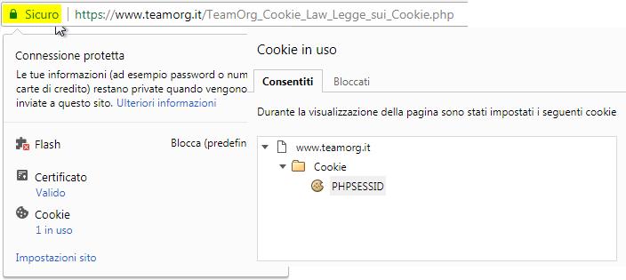 Cookie Law: la Legge sui Cookie